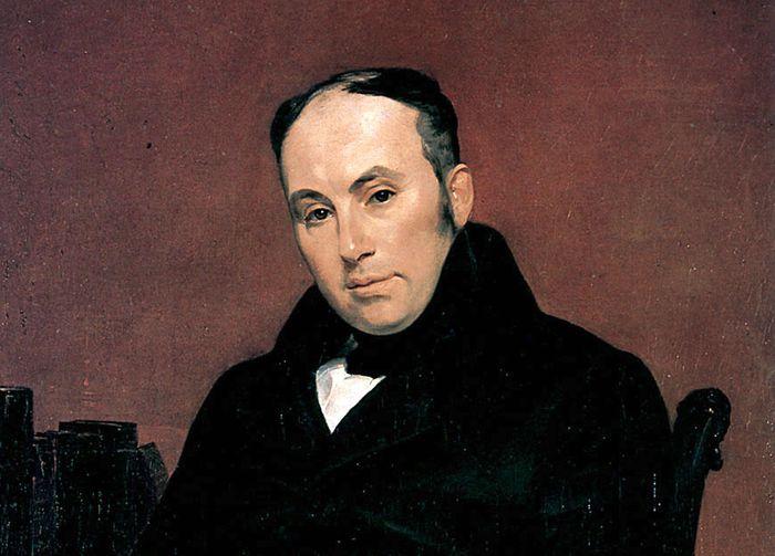 Фото: фрагмент портрета В. А. Жуковского кисти Карла Брюллова. Public Domain/wikipedia
