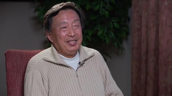 Ло Юй, сын китайского революционера Ло Жуйцина