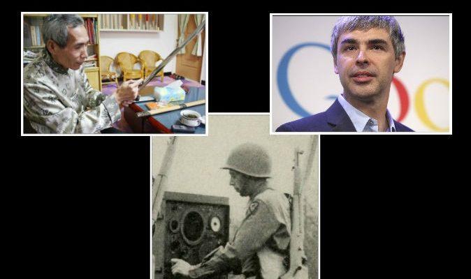 3 открытия, сделанные во сне: Google, легендарный меч и оружие Второй мировой
