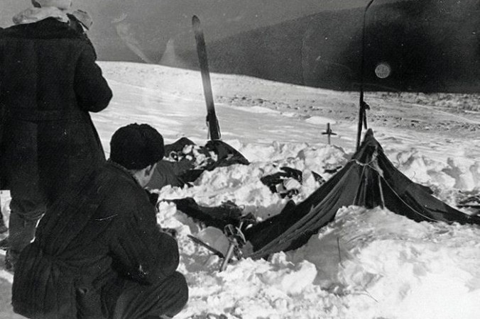 Палатка группы Дятлова. Фото: Фото: Dominikmatus/wikimedia/Public Domain