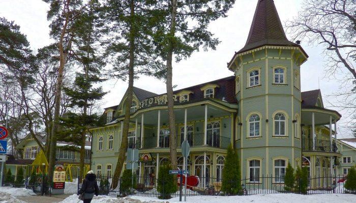 Зимняя Рига: как рижане отмечают Рождество