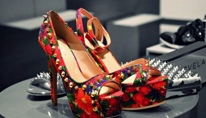 Удивительная история каблуков