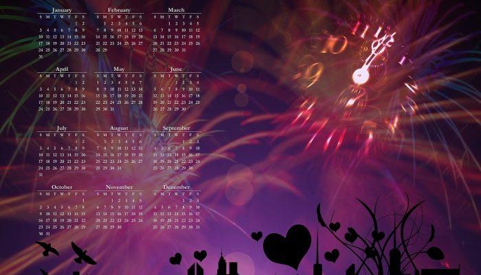 Как появился календарь