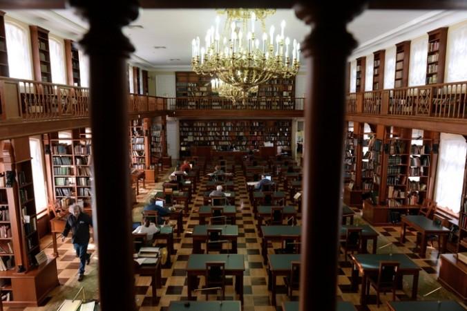 Московские библиотеки