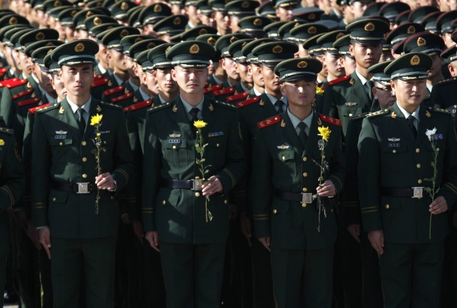 политика за реформой в китайской армии