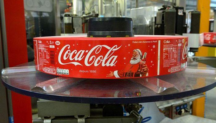 Сложный выбор для Coca-Cola. Карта России без Крыма, Курильских островов и Калининградской области