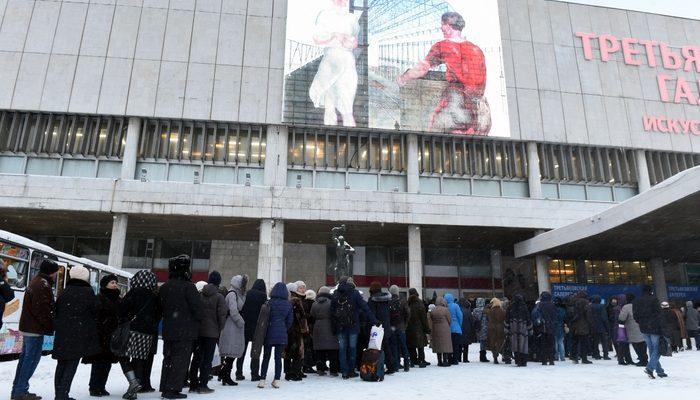 Выставку Серова назвали самой посещаемой русской экспозицией за 50 лет (видео)