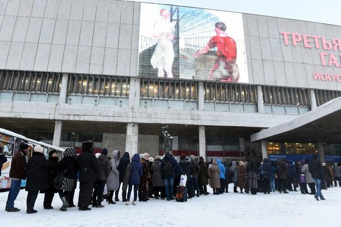 Руководство Третьяковской галереи пошло на уступки поклонникам творчества и продлило выставку Серова до 31 января