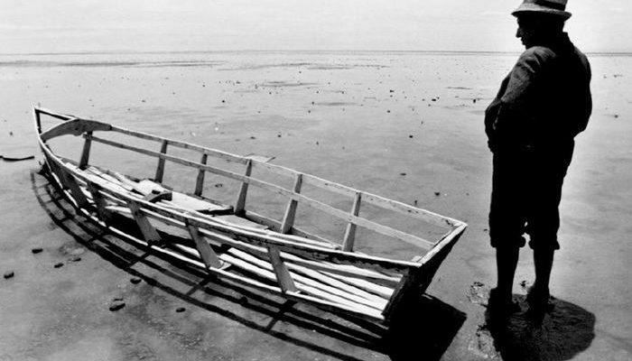 Второе по величине озеро Боливии полностью высохло за три года