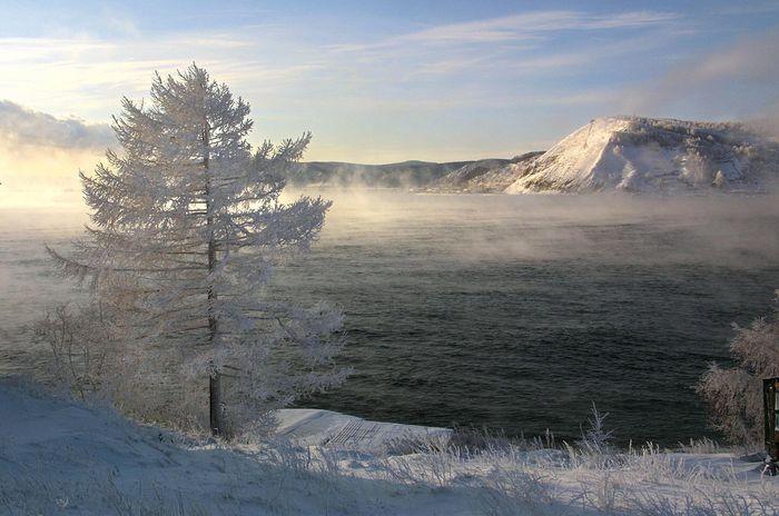 Озеро Байкал. Фото: ALEXANDER NEMENOV/AFP/Getty Images