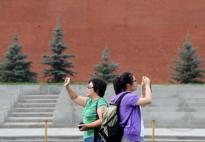 Москва, туристско-информационный центр, Триумфальная площадь