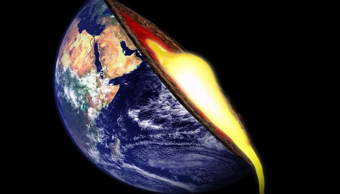 В недрах Земли кислорода в 10 раз больше, чем в атмосфере