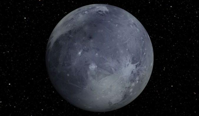 Плутон. Фото: NASA