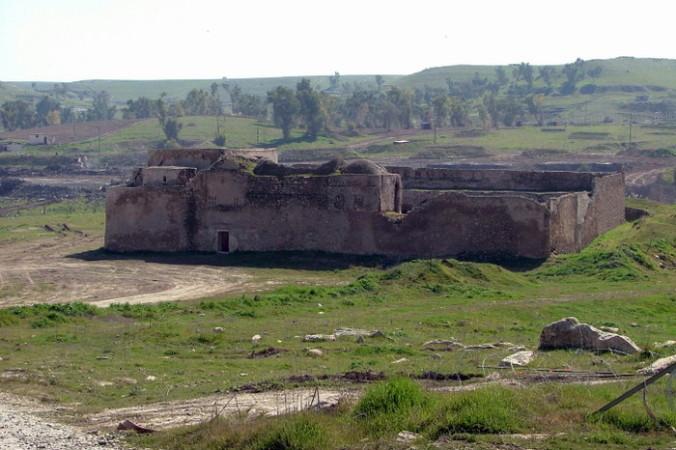 Боевики ИГ разрушили один из древнейших христианских монастырей в Ираке