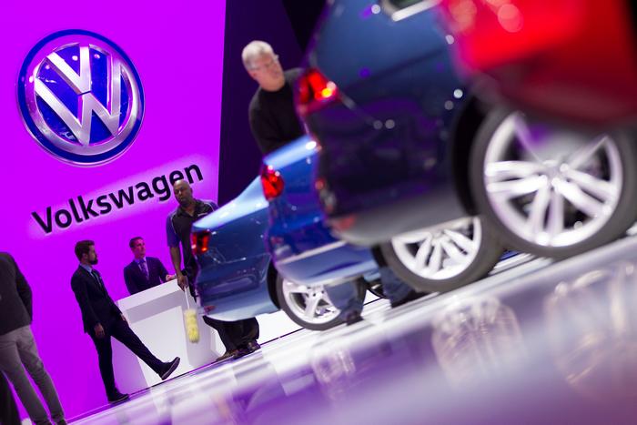 Volkswagen, Россия, автомобильный рынок, Калуга