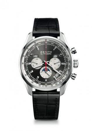 Zenith El Primero ― самый точный хронограф в мире. Он позволяет засекать время с точностью до доли секунды. Фото: Courtesy of Zenith Watches