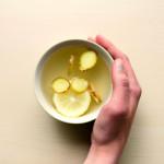 имбирь, чай, иммунитет, чай с имбирем