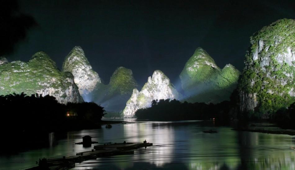 Природа Китая прекрасна в любое время года. Фото: Secret China