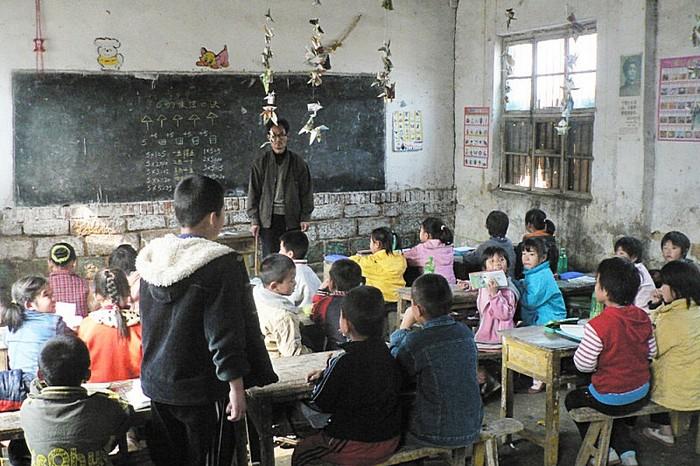 народные учителя в Китае