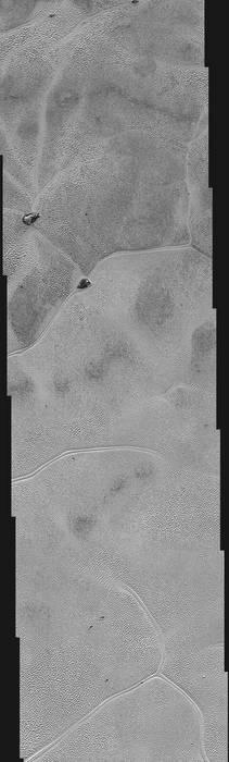 Плато Спутник. Фото: NASA