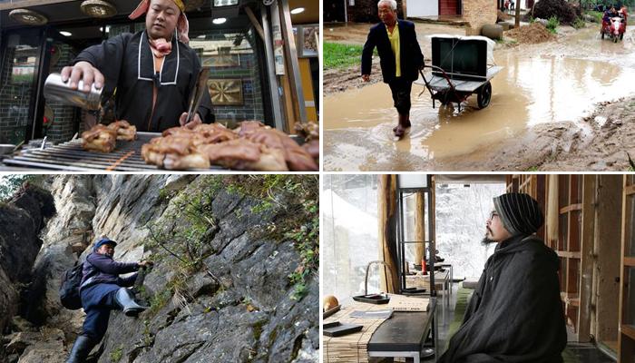 Фотосюжеты из жизни китайцев за 2015 год. Часть третья