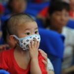 Раковые болезни являются основной причиной смертности в Китае детей. Фото: STR/AFP/GettyImages