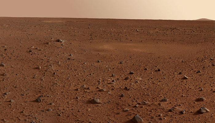 Недавние открытия на Марсе:  статуя Будды, «Стоунхендж» и плавающая гигантская ложка (видео)