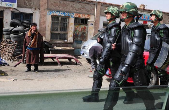 власти Китая жёстко контролируют Тибет