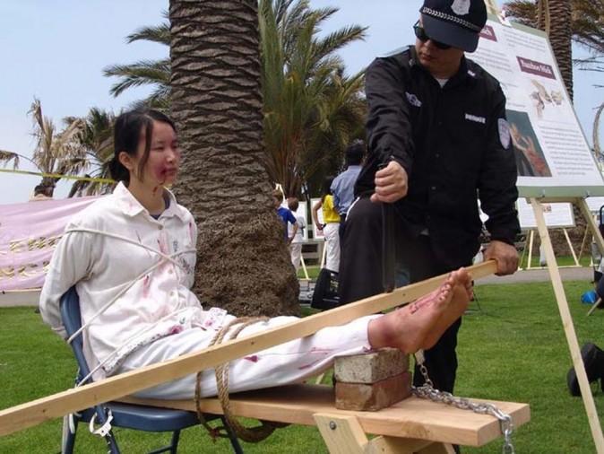 пытки в Китае