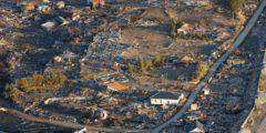 Призраки жертв цунами появились в Японии в 2011 году