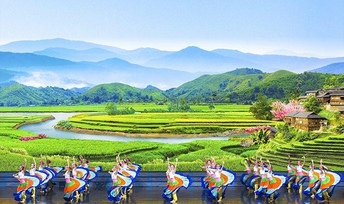 Shen Yun отражает этническое многообразие Китая