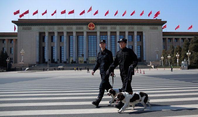 Китайская компартия подвергла критике жестокого чиновника
