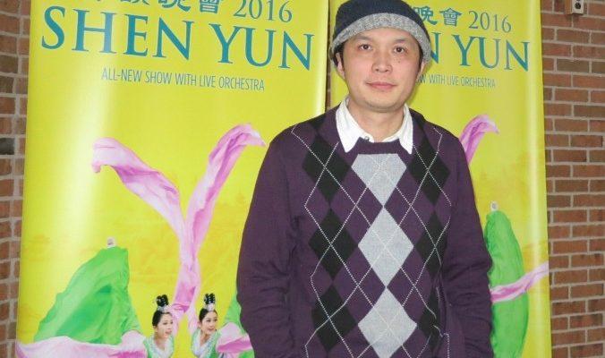 Бывший китайский репортёр: Shen Yun может спасти Китай