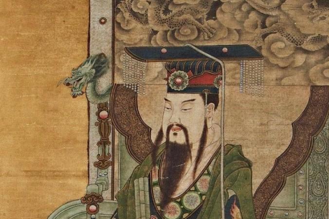 Великий Нефритовый император династии Мин, Фото: Public Domain