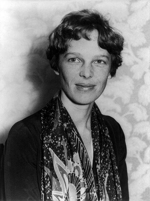 Амелия Эрхард. Фото: wikipedia.org/public domain