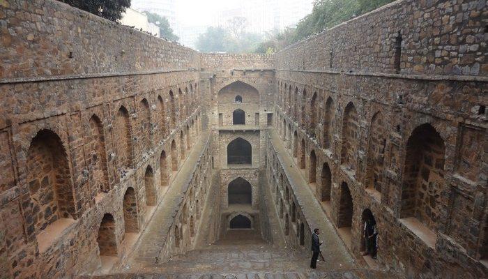 Забытые ступенчатые колодцы Индии
