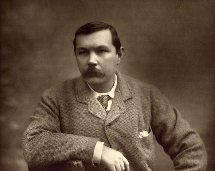 Артур Конан Дойл. 1893. Фото: public domain/wikipedia