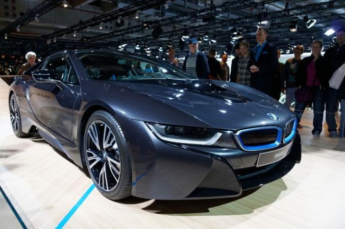 BMW i8. Фото: Cyoukeys/en.wikipedia.org/CC BY 2.0