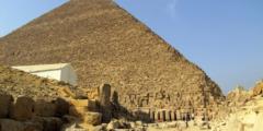 В Египте обнаружен древний корабль возрастом 4 500 лет