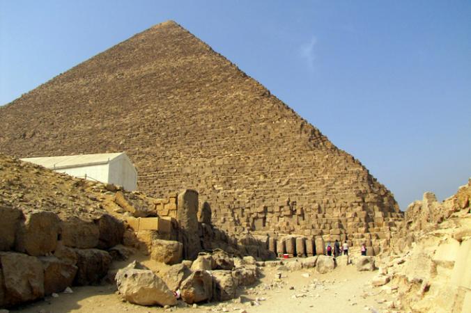 Египет, археологи, раскопки, древний корабль