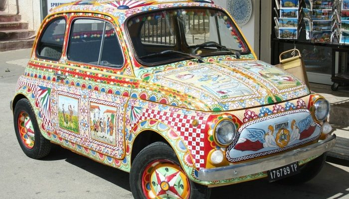 Какой цвет выбрать для автомобиля?