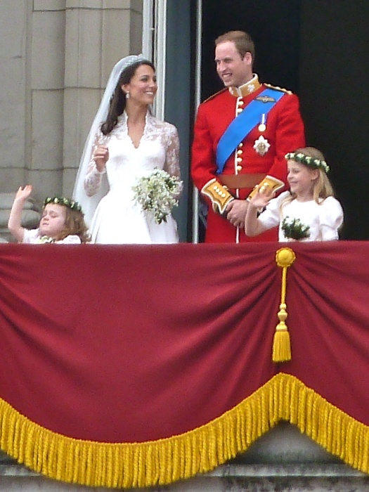 Фото: The royal family on the balcony/commons.wikimedia.org/CC BY 2.0