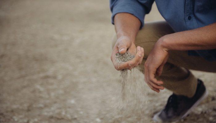 Что мы знаем о песке