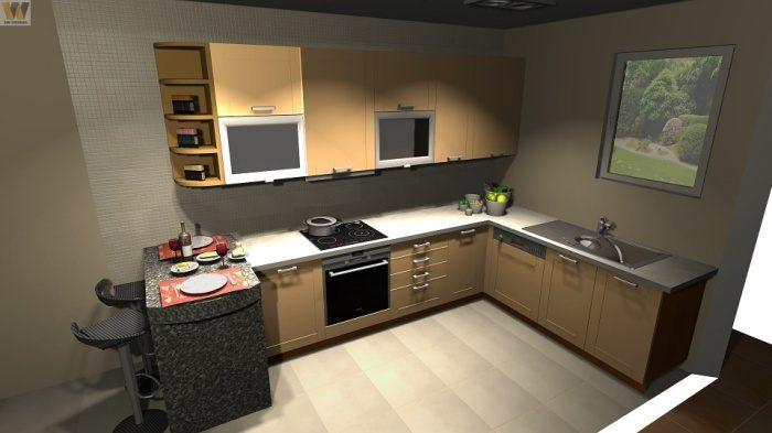 Что учесть при покупке кухонной мебели на заказ