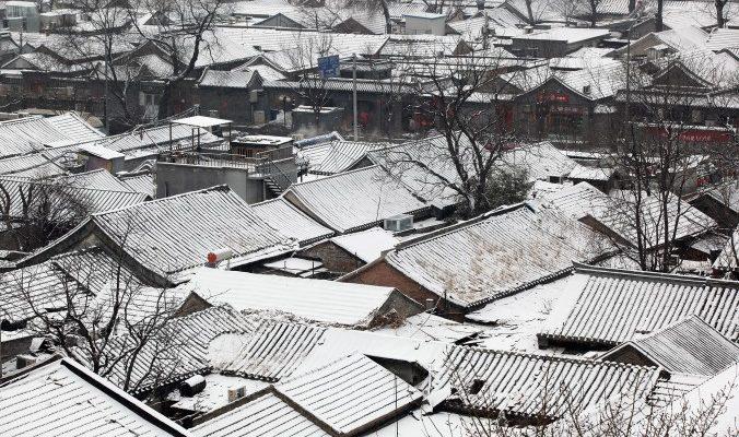 Китайские власти собираются упразднить закрытые жилые районы, но население против