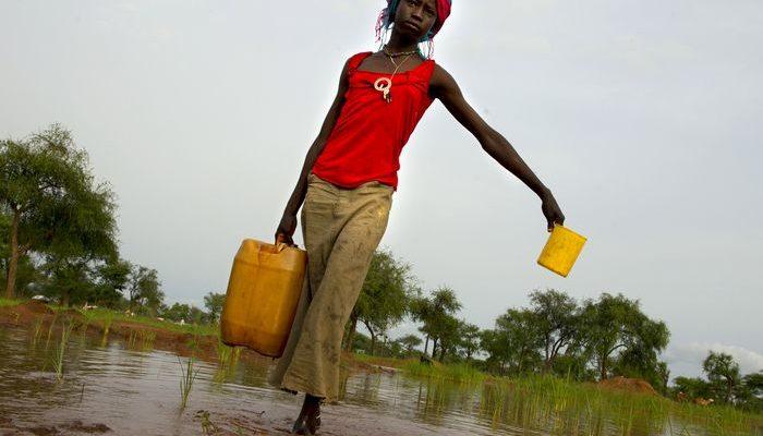 Социальный распад так же очевиден, как и новая волна беженцев из нефтедобывающих африканских стран