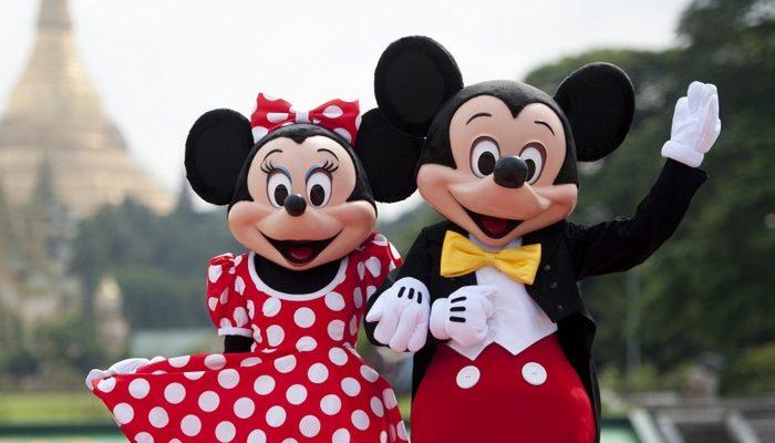 Disney покажет приключения Микки Мауса в Москве