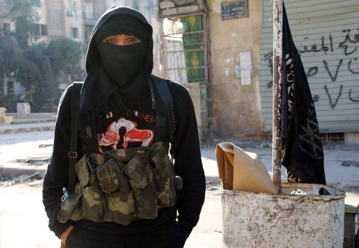 Фото: BARAA AL-HALABI/AFP/Getty Images