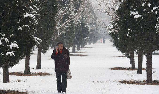 Китайские власти купили обогреватели для домов престарелых, но не разрешают их включать