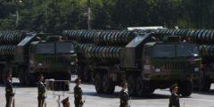 Установка ПВО на спорном острове в Южно-Китайском море давно не новость